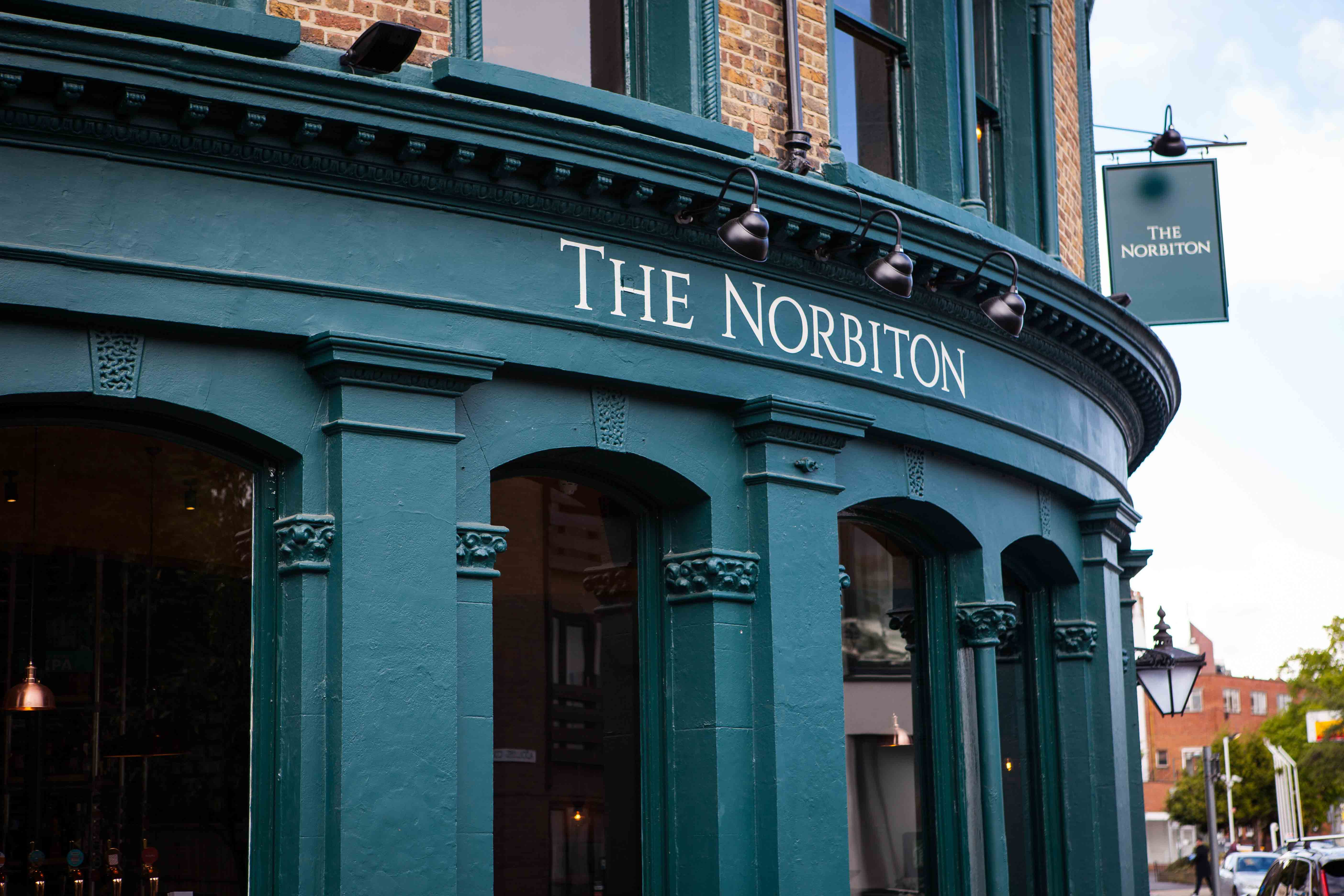 Frontier Pubs - Craft Beer - Live Sport - The Norbiton