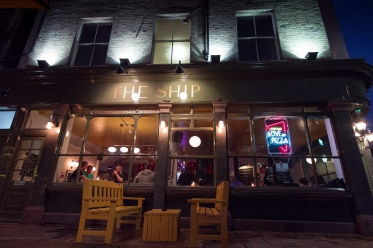 Frontier Pubs - Craft Beer - Live Sport - The Ship